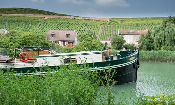 Food and Wine Cruises in France