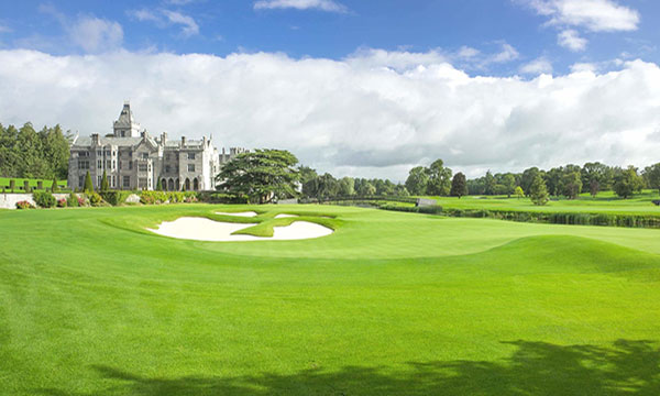 Golfing at Adare Manortuesday image
