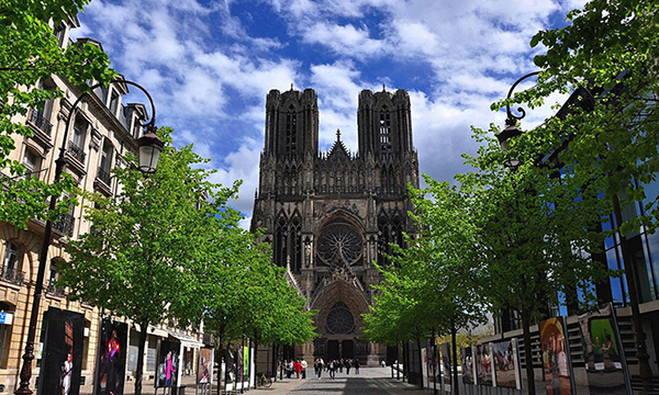 Reims Cathedral: Where French Royalty was Crowned thursday image