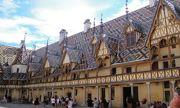 Destination Dijon tuesday image