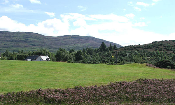 Castle Ruins and Fort Augustus Golfwednesday image