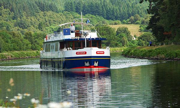 4 Star Barge Cruises