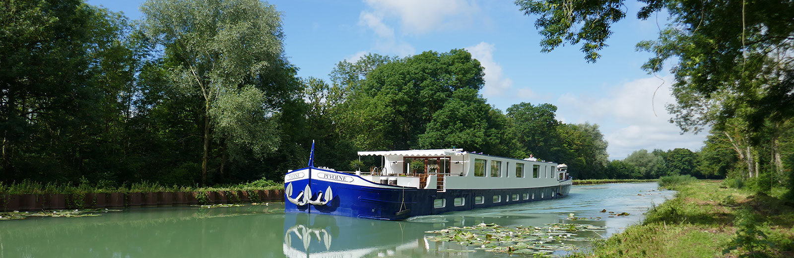 Spa Chalons En Champagne barges - barge lady