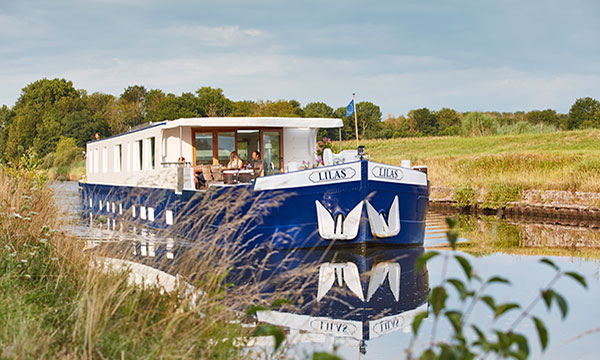 6 Star Barge Cruises